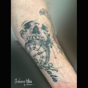 scull-clock-tattoo-sleeve-in-progress-sq