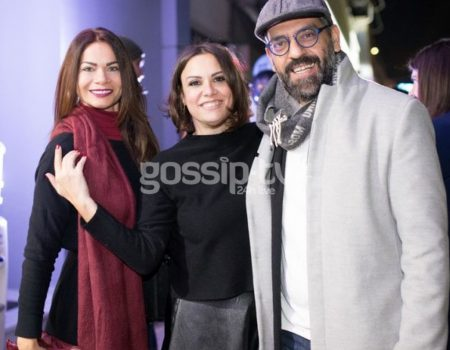 και το gossip-tv.gr στο opening day του Chakana